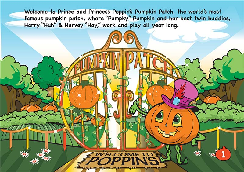 Poppins Pumpkin Patch Parade page 1